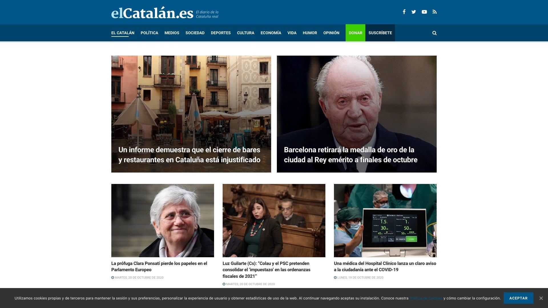 El Catalán
