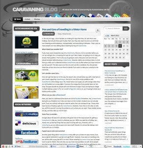 Caravaning Blog
