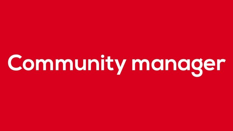 Community management - Blog