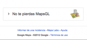Enlace de Maps Labs
