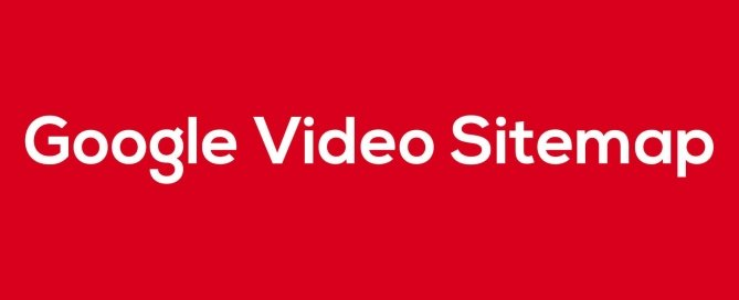Google Video Sitemap Feed With Multisite Support - Blog