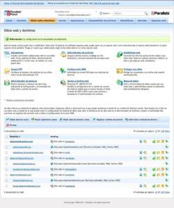 Sitios web y dominios