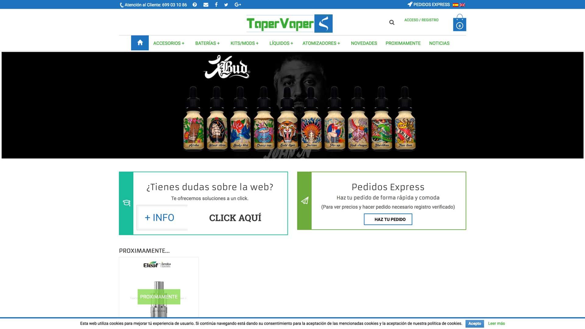 TaperVaper