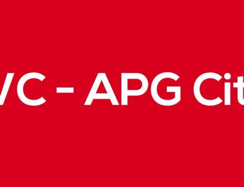 WC – APG City ahora es prácticamente infalible
