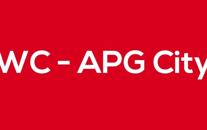 WC - APG City - Blog