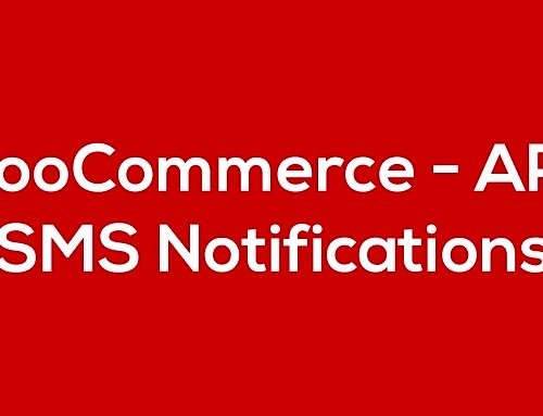 Variables personalizadas en WooCommerce – APG SMS Notifications