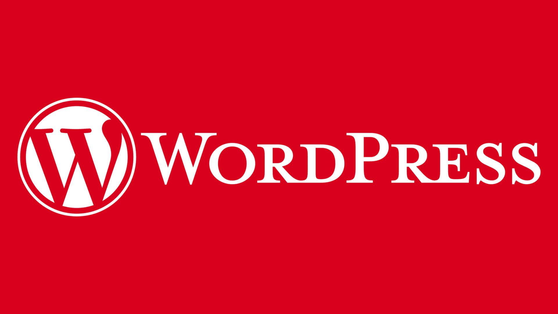WordPress - Blog