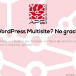 ¿WordPress multisite? No gracias