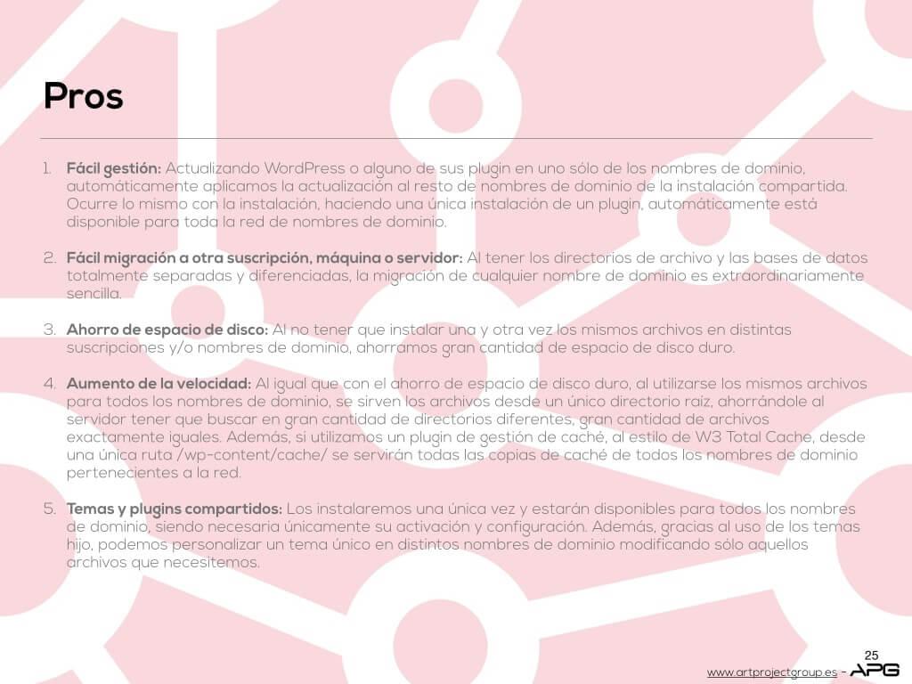 ¿WordPress multisite? No gracias - Página 25