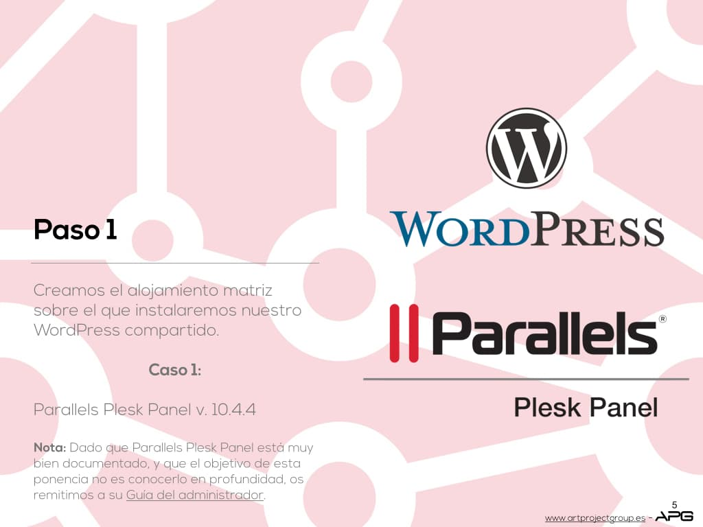 ¿WordPress multisite? No gracias - Página 5