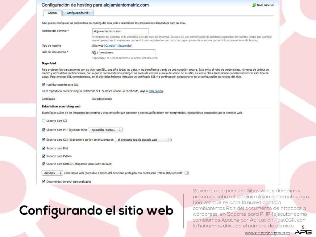 ¿WordPress multisite? No gracias - Página 9